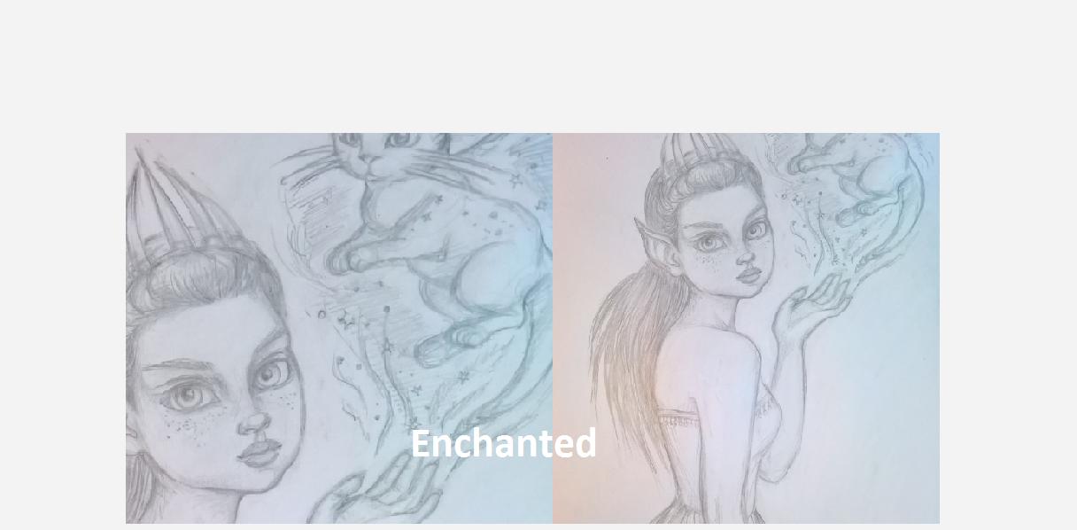 Enchanted – Inktober